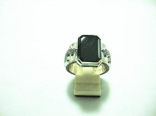 18K WHITE GOLD DIA RING 1/410P 188/188P