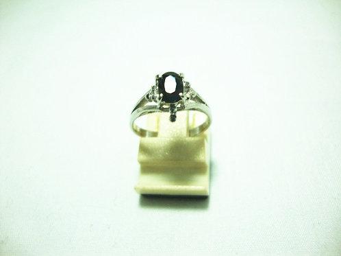 950 WHITE GLOD SAPPHIRE RING