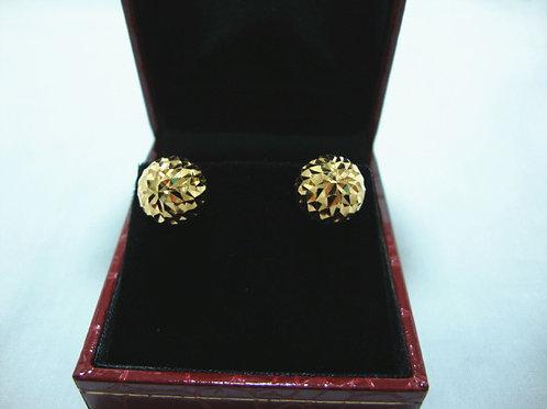 916 GOLD EARSTUD