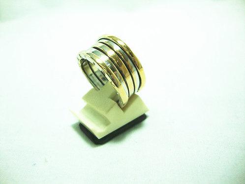 18K WHITE GOLD RING ( BVGALRI )