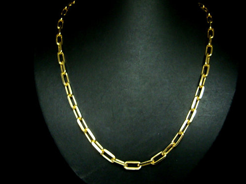 18K GOLD NECKLACE ( CARTIER )