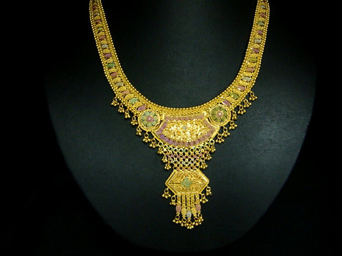916 GOLD NECKLACE