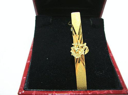 916 GOLD TIE CLIP