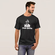 Wreck Ignition Mens Basic Dark T-shirt