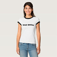 Wreck Ignition Ladies T-shirt 7