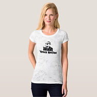 Wreck Ignition Ladies T-shirt 4