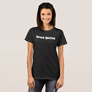 Wreck Ignition Ladies T-shirt 3