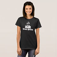 Wreck Ignition Ladies T-shirt 5