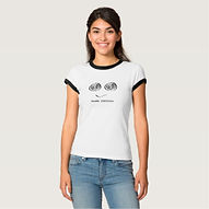 Wreck Ignition Ladies T-shirt 1