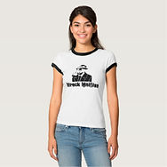 Wreck Ignition Ladies T-shirt 6