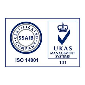 SSAIB: ISO 14001