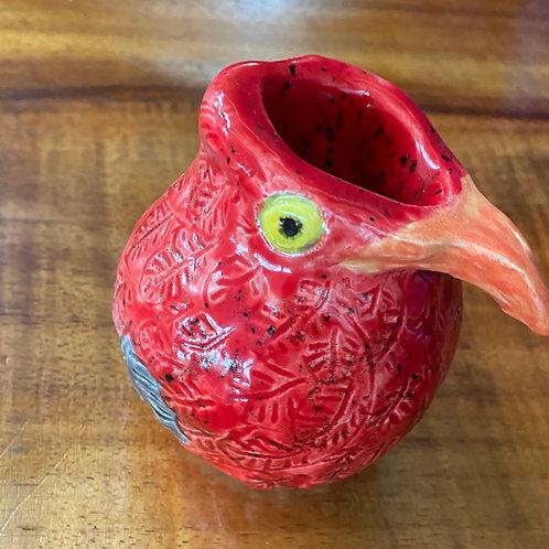ʻIʻiwi Kolohe (Rascal ʻIʻiwi) Vase