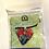 Thumbnail: Lehua Heart-Shaped Ceramic Pendant