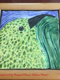 Pointillism 'Akiapola'au