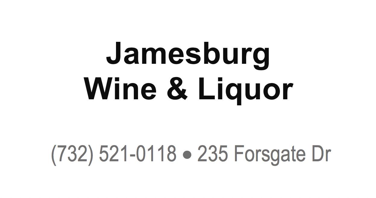 Jamesburg Wine _ Liquor