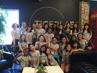 appsForGirls 2017 Camp Highlights