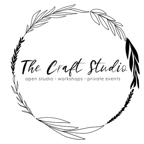 Craft Studio Private Session
