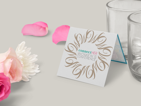 Womens Conference Cards