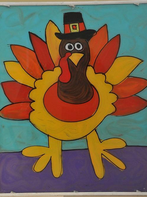 Thanksgiving in Window