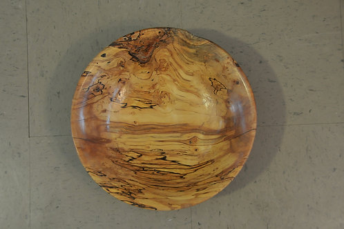 Wooden bowl By Perry Andrews