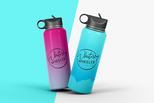 WWF Official Water Bottle
