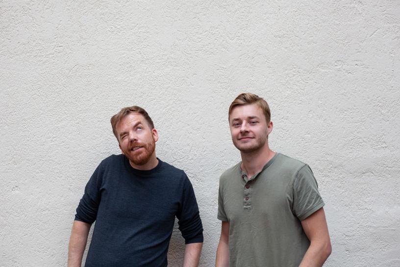Joachim Berg and Sondre Johre