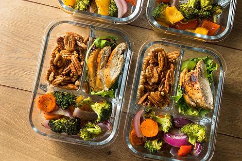 Meal Prep- 1 week