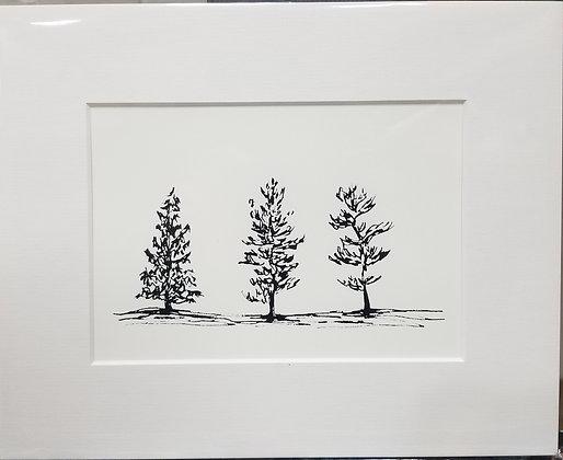 Small Three Pines