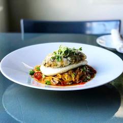 Suffed Calamari Steak Special