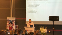 Молодежный конгресс профсоюза Fagforbundet в Осло.