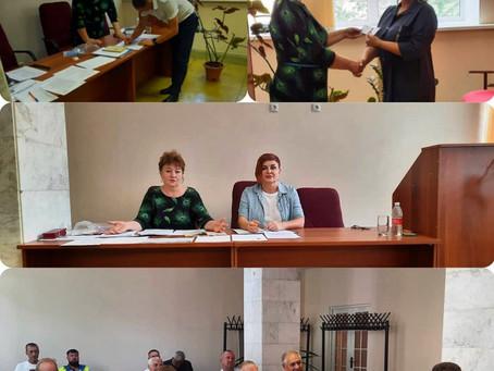 Обучение уполномоченных (доверенных) лиц по охране труда и членов профсоюзных комиссий