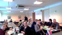 Международный семинар-совещание молодежных советов Профсоюза работников жизнеобеспечения и   норвежс