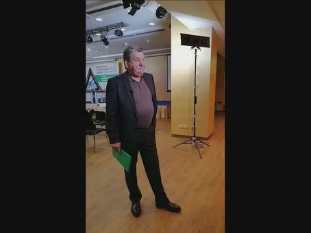 Интервью Василевского А.Д