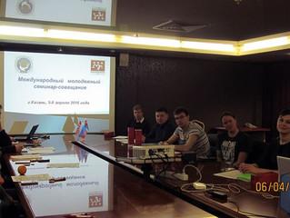 Общероссийский Профсоюз работников жизнеобеспечения провел в г.Казани российско-норвежский молодежны