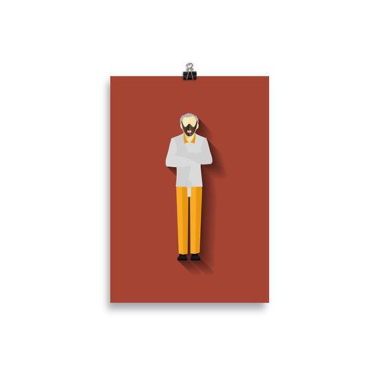 Poster Hannibal Minimum - Coleção Terror