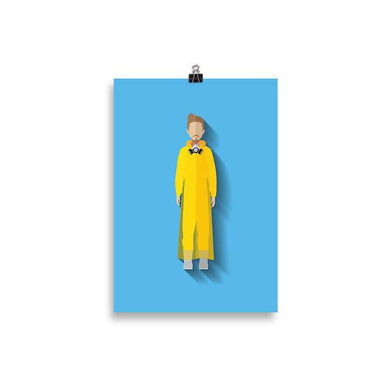 Jesse Pinkman Minimum - Coleção Seriados