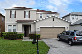 Big Orlando villa near Disney
