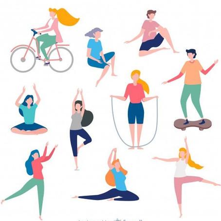 attività fisica e motivazione|physical activity and motivation