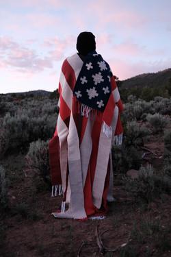 Josh Tafoya- New Mexican American (Back)
