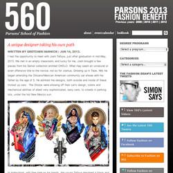 Parsons 560