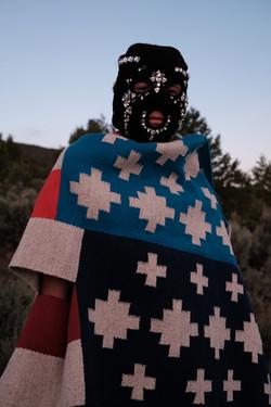 Josh Tafoya- New Mexican American (Portrait)