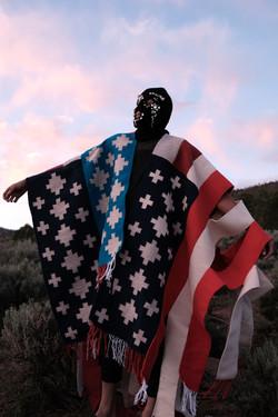 Josh Tafoya- New Mexican American (Full Front)