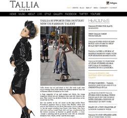 Tallia Storm