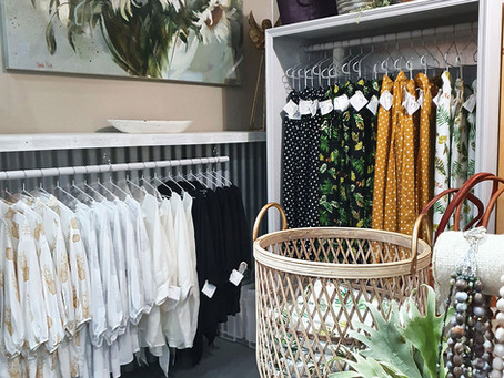 THIS MONTH WE LOVE…Gulli - Exclusive classically casual clothing made with love in Ballito.