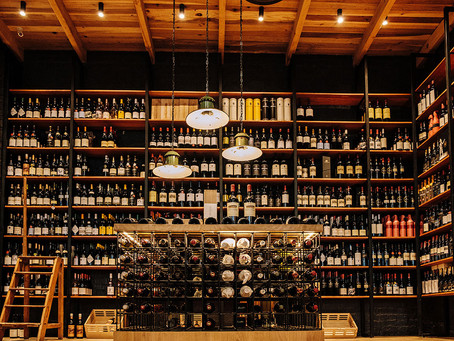 CHEERS.World class Tops liquor store at Lifestyle Centre.