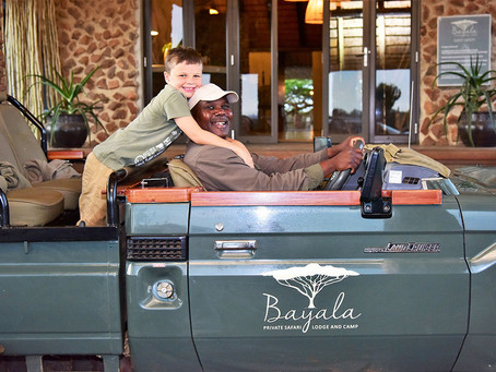 EXPLORE BAYALA. An Epic Wildlife Experience Within Easy Reach of the North Coast.