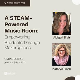 Abigail Blair & Kathryn Finch - A STEAM-