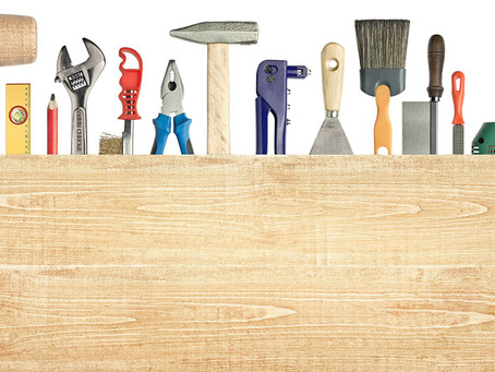 FOR HOME MAINTENANCE & RENOVATIONS?
