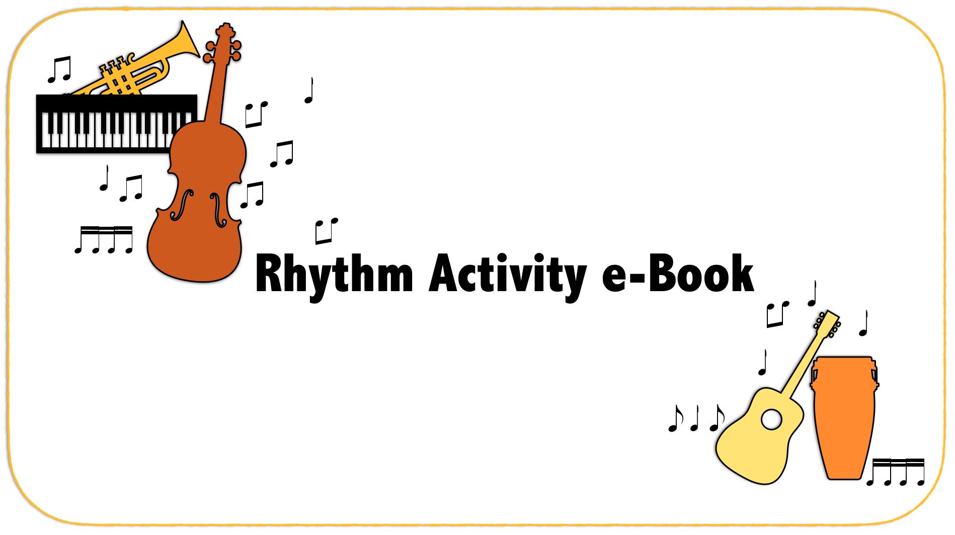 Rhythm Activity e-Book