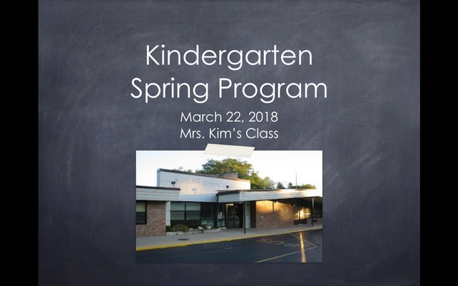 #IMMOOC Blog Post #4b: Next Steps for the Kindergarten Music Program